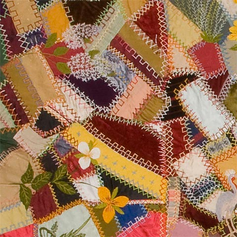 Crazy Quilts image